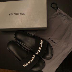 Balenciaga Slides